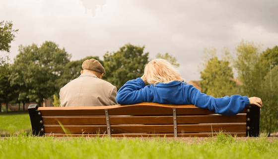 mental health and the elderly people